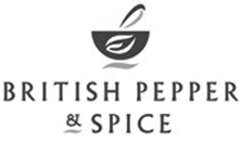 British Pepper & Spice logo