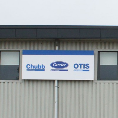 Newly equipped premises for Chubb Fire & Security featured image