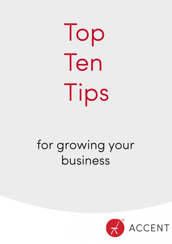 Top Ten Tips to Grow your Business featured image