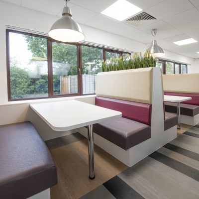Accent Office Interiors Offer Complete Office Fit Out
