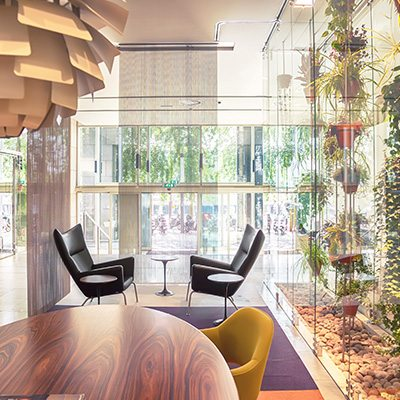 Biophilic Interior Design in the Workplace featured image