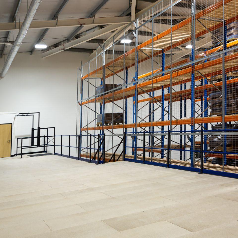 Indoor Sport Services Ltd – Warehouse gallery image